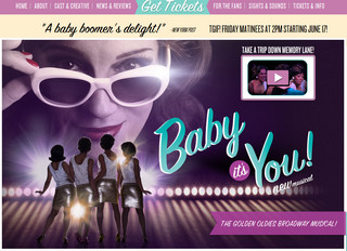 Win Tickets To Baby Its You!