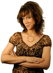 Funny Post 50 lady Lizz Winstead