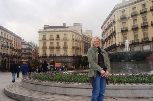 Plaza Mayor - Downtown Madrid