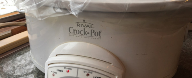 Why I love my slow cooker crock pot