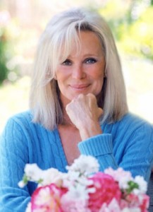 Golden Globe winning actress and author Linda Evans