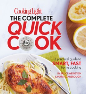 The Complete Quick Cook frokm Cooking Light