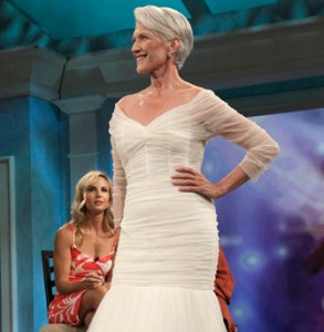 Tips for brides over 50