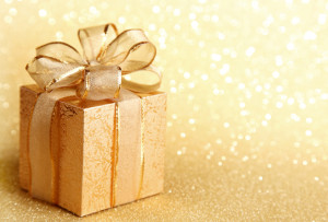 Simple holiday gifts