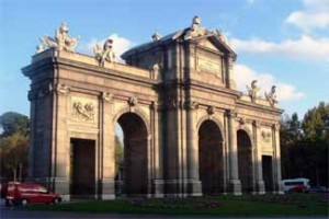 Madrid Gate