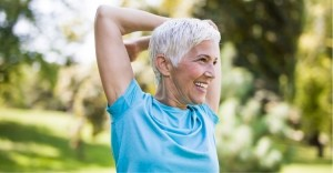 Workout clothes for older women